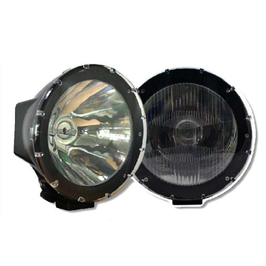 "70W 9"" HID Spotlamp (H/Duty Aluminium Body)"