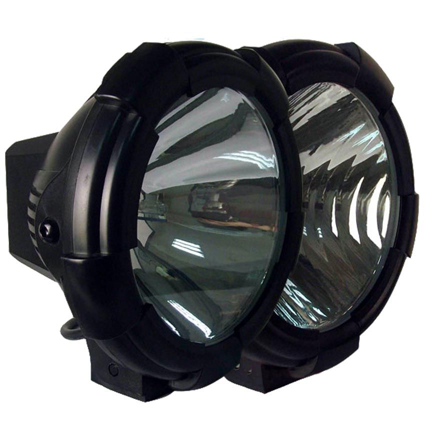 "7"" HID Spotlamp (High Impact Nylon Housing)"