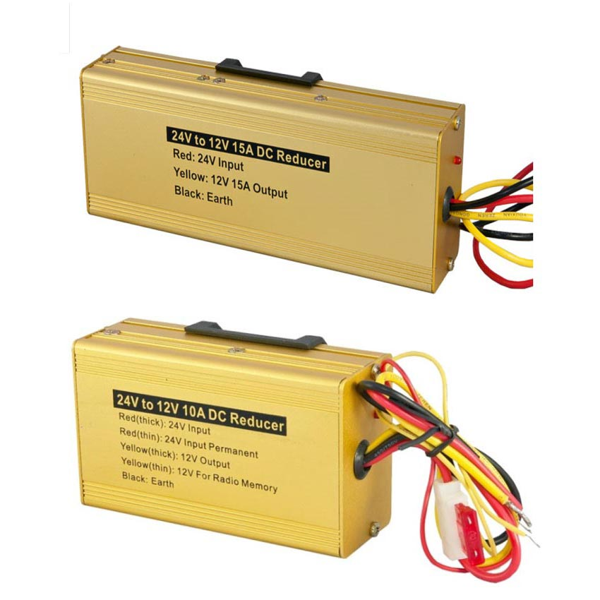 12-24V Compact Light Weight Voltage Reducers