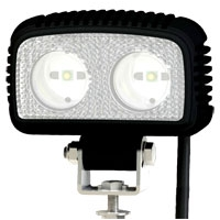 "20W 4"" Rectangular LED Worklight"