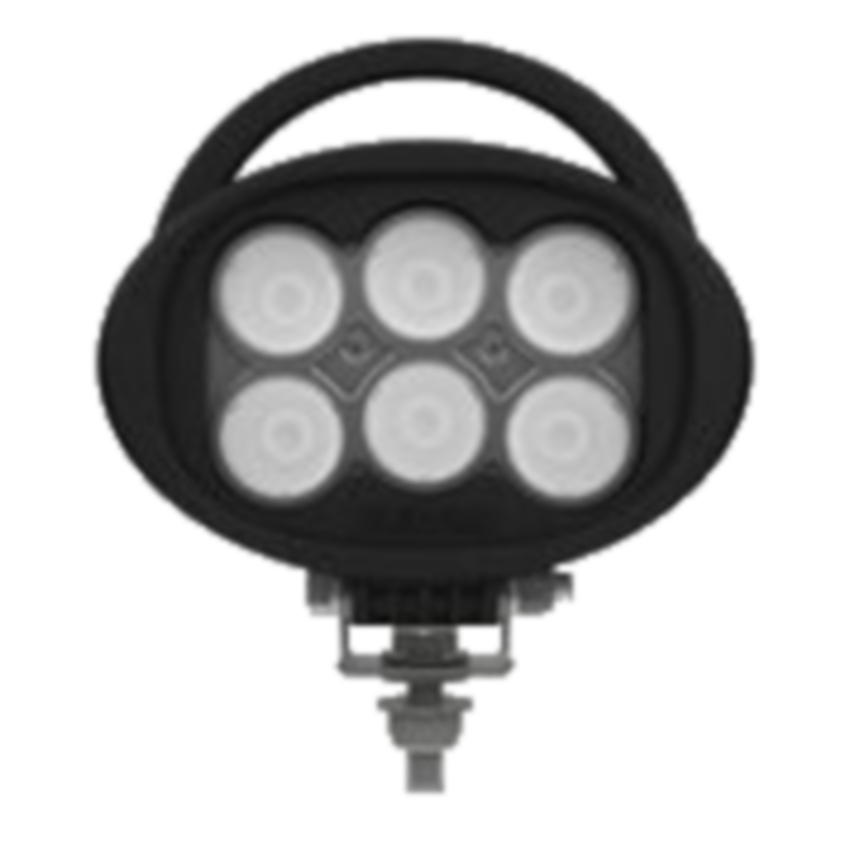 60W LED Marine/Mine Spec Worklight