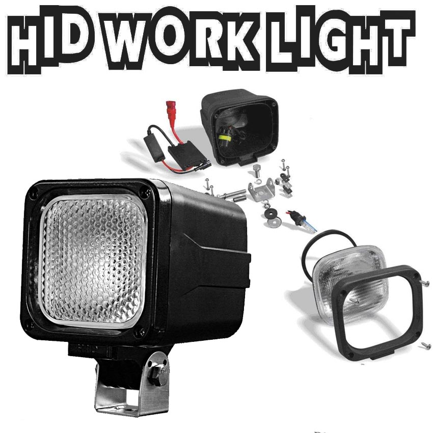 HID WORK LIGHT