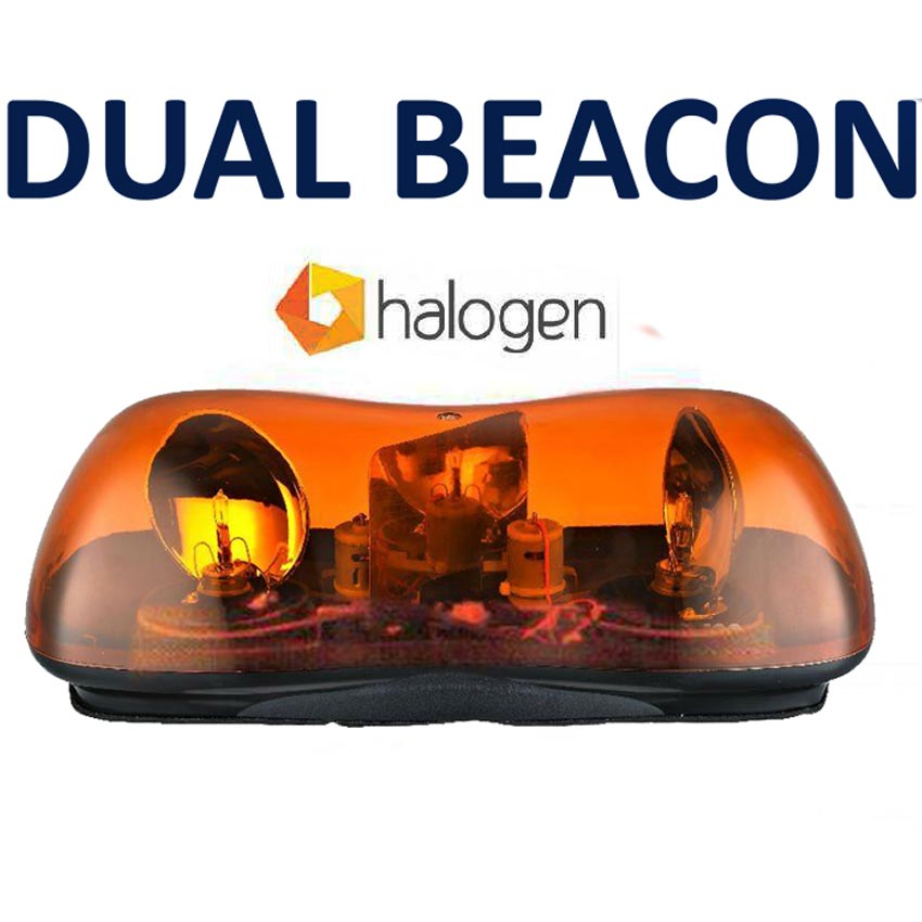 HALOGEN DUAL BEACONS