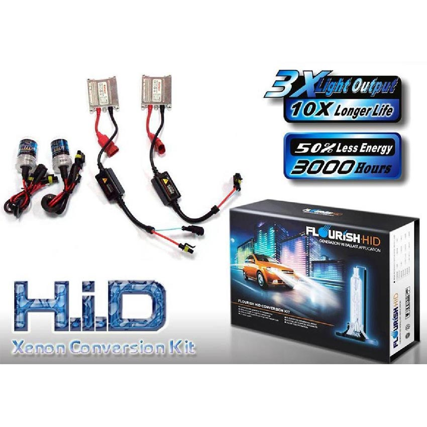 HID DRIVING LIGHT KITS