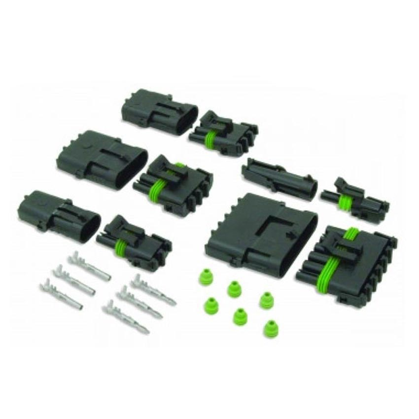 WEATHER PACK CONNECTOR KITS