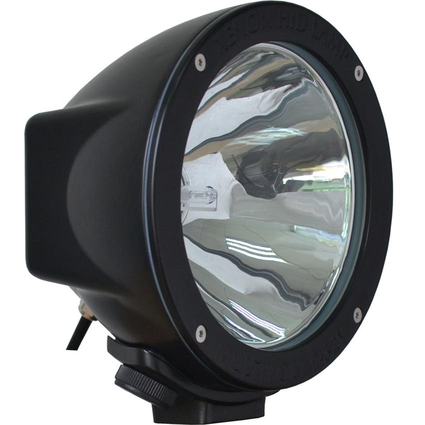 "55W 7"" HID Spotlamp (H/Duty Aluminium Body)"