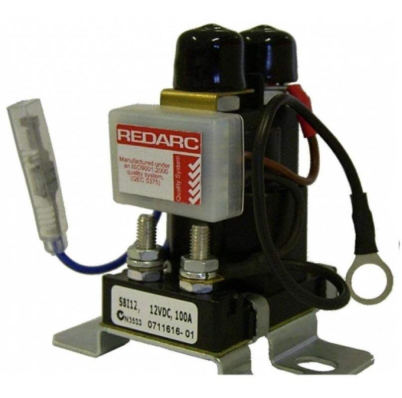 Smart Battery Isolator REDARC 100A